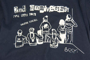 2nd Anniversary T-Shirt