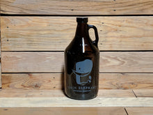 Glass Growler Standard Branded