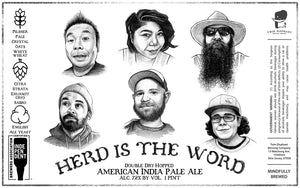 Herd is the Word - Four Pack