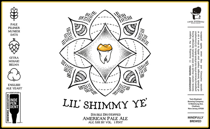 Lil' Shimmy Ye' - Four Pack