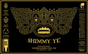 Shimmy Ye' - Four Pack