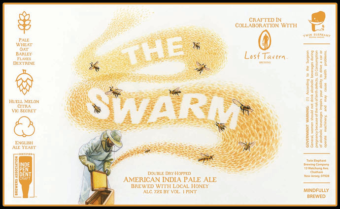 The Swarm - Four Pack