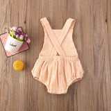 Cross-Back Pocket Sunsuit