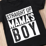 Straight Up Mama's Boy Top
