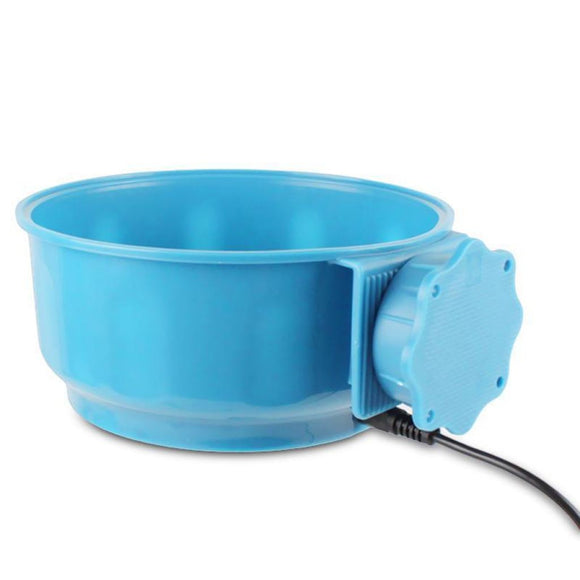 Heating-Controlled Dog Feeder Bowl Bowls & Feeders