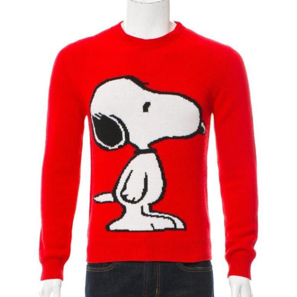 Matching Mother/child Snoopy Pullover Red / 24 Month T-Shirts