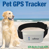 Mini Gps Dog Tracker Collar