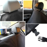 Waterproof Car Cover With Built-In Belt Seat Covers
