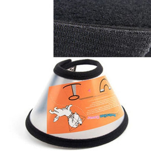 Wound Healing Protective Dog Cone Head Collar