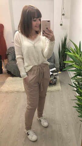 Moo Boutique Casual Joggers