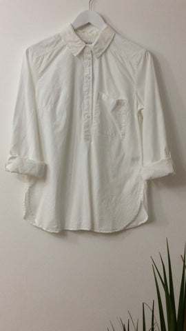 Great Plains Poplin Pocket Shirt