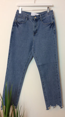 Jovonna Pearl Jeans