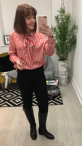 Saint Tropez Striped Shirt