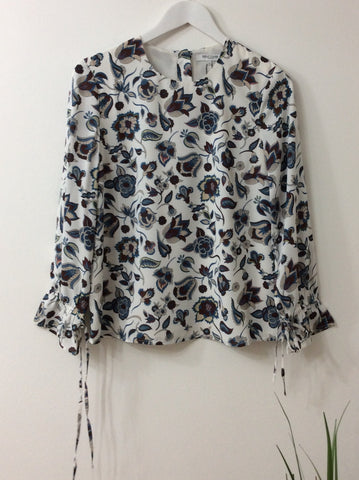 Great Plains Floral Blouse