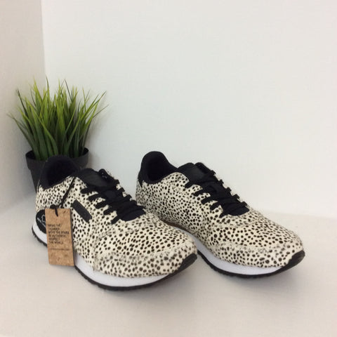 Woden Pony Dalmation Trainers