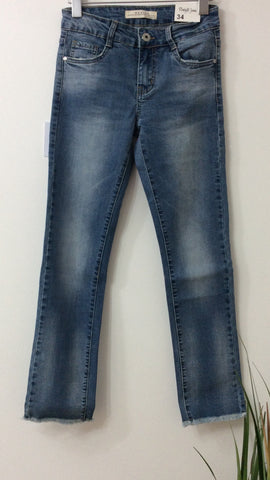 Redial Premium Straight Fit Denim Jeans