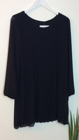 Moo Boutique Pleated Dress
