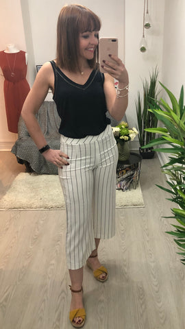 Great Plains Cropped Sante Fe Trousers