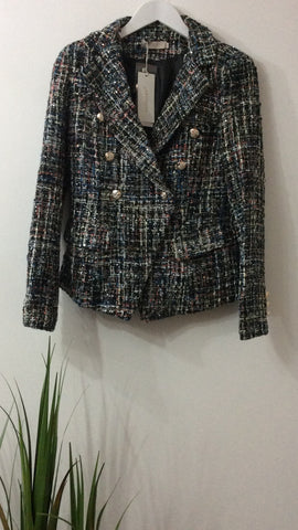Moo Boutique Multi Coloured Blazer
