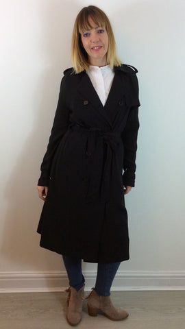 Jovonna Sian Trench Mac