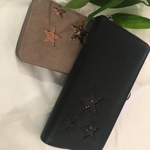 Moo Boutique Leather Purse