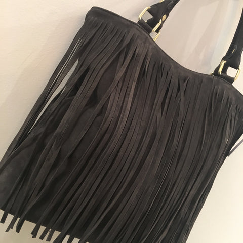 Moo Boutique Tassel Bag