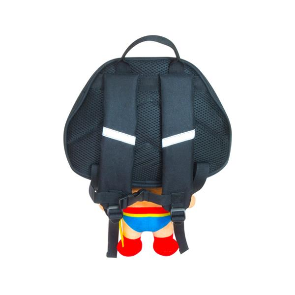 Licensed Justice League Wonder Woman 3D backpack