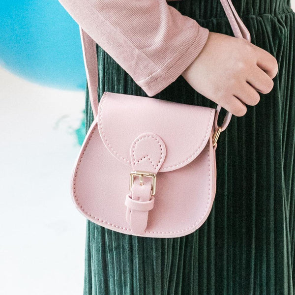 Crossbody Bag, Blush