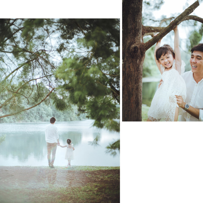 Freeze The Moments : 3-hour Outdoor/Home Photography