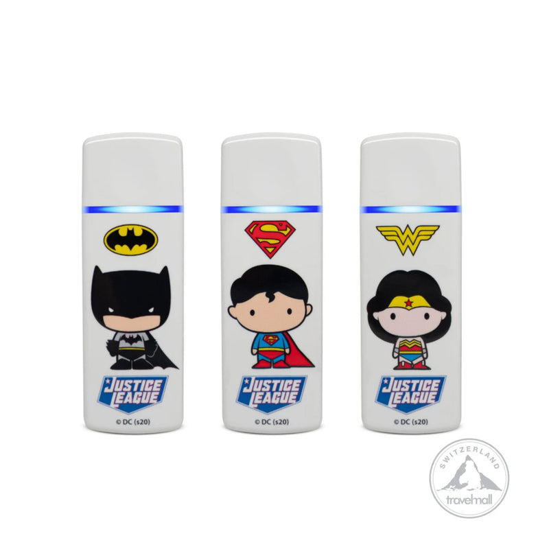 Original Licensed DC Justice League Ionizer Air Purifier Batman Superman Wonder Woman