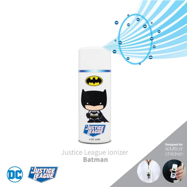 Original Licensed DC Justice League Ionizer Air Purifier Batman_adult_children