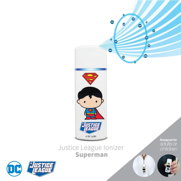 Original Licensed DC Justice League Ionizer Air Purifier Superman_adult_children
