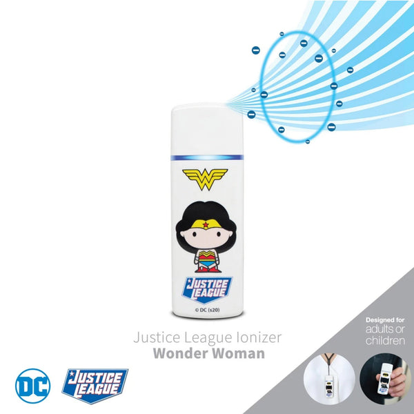 Original Licensed DC Justice League Ionizer Air Purifier Wonder Woman_adult_children_set