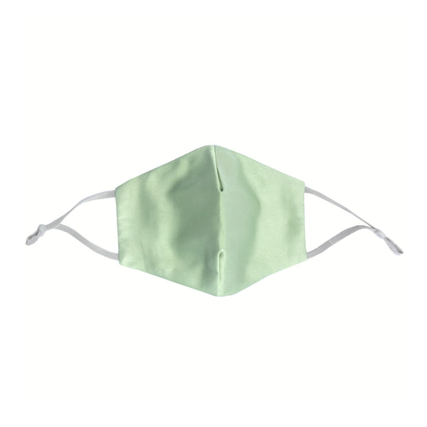 Mask-Have Satin Mask (with filter slot), Mint Green