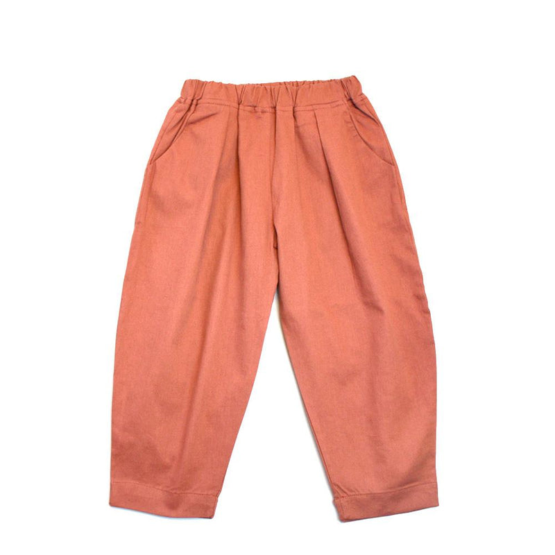 Baggy Ankle Pants, Marmalade