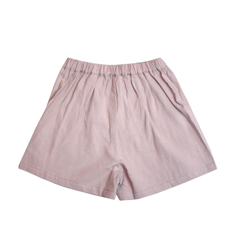 Cotton Shorts, Blush