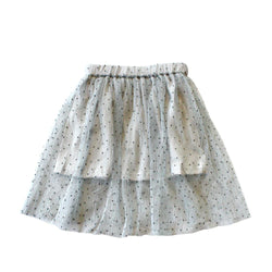 *Hot Fave* Tulle Skirt, Stone
