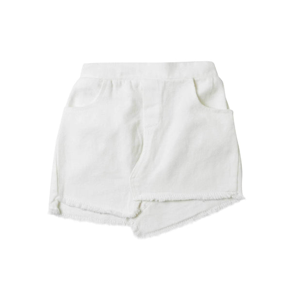 MELON Kids Girl Mini Skirt, Daisy white
