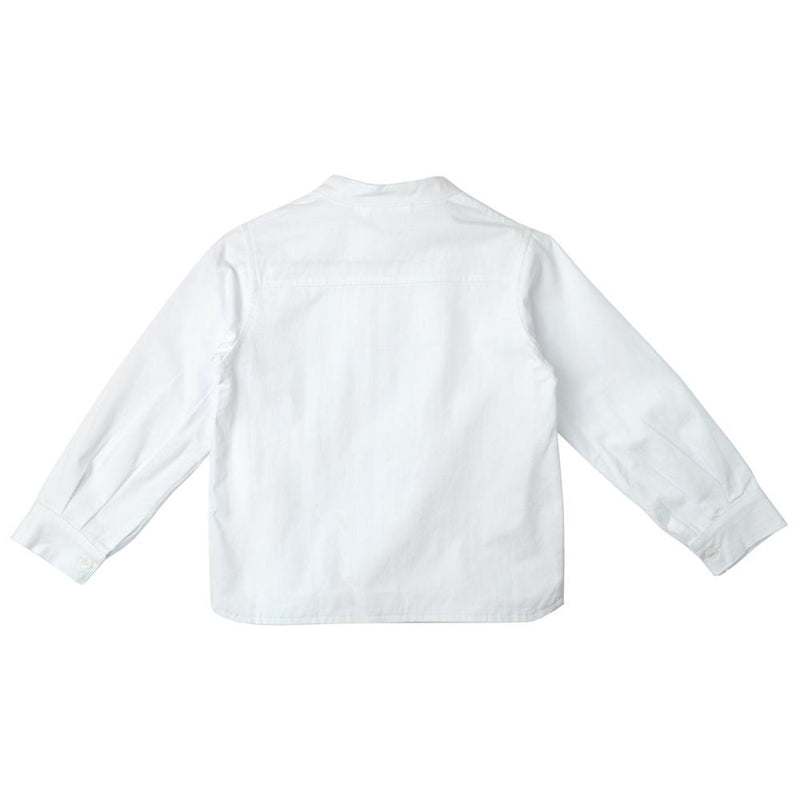 *Must-have* Long Sleeve Grandad Shirt, Daisy