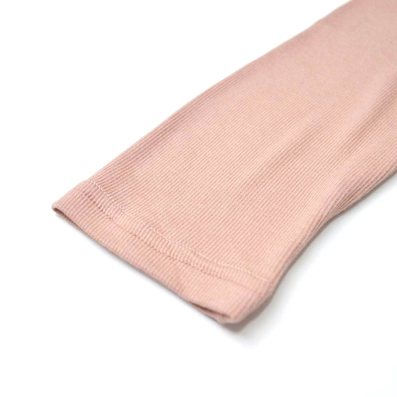Lightweight Cotton Top, Salmon Pink