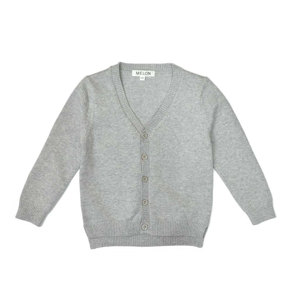 *Size 90 only* Soft Knit Cardigan, Coin