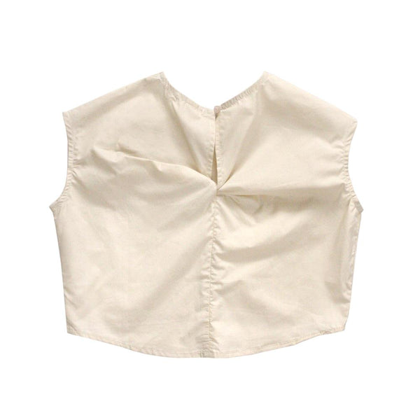 Lightweight Blouse, Buttermilk