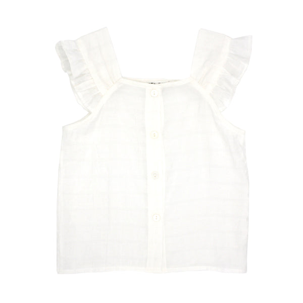 Square Neck Top, Daisy