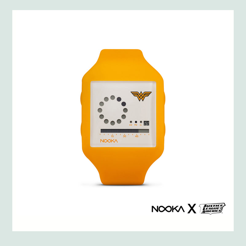 Nooka X Justice League Watch, Wonder Woman