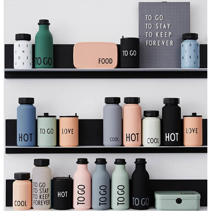 Design Letters Kids Thermo/Insulated Bottle (330ml), Nude