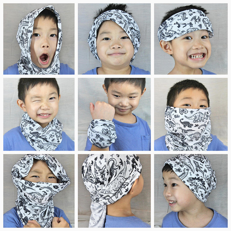 DrawnBy: Multi-Purpose Fashion Bandana (Adult)