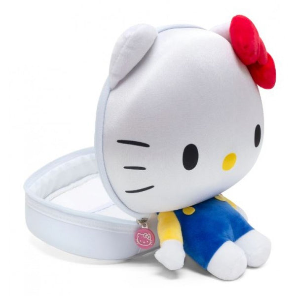 Officially Licensed Sanrio Hello Kitty 3D Backpack, Blue