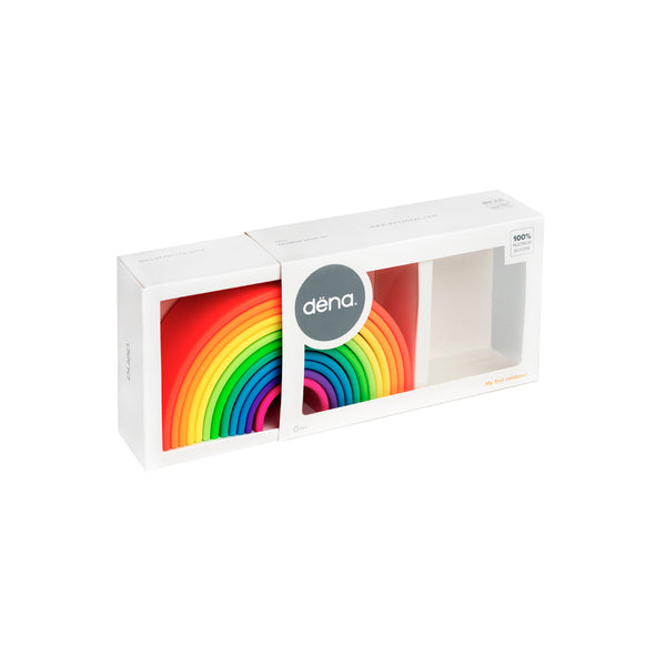 dëna Large Neon Rainbow (12 pieces)