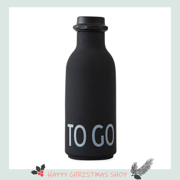 Design Letters TO GO Water Bottle (500ml)