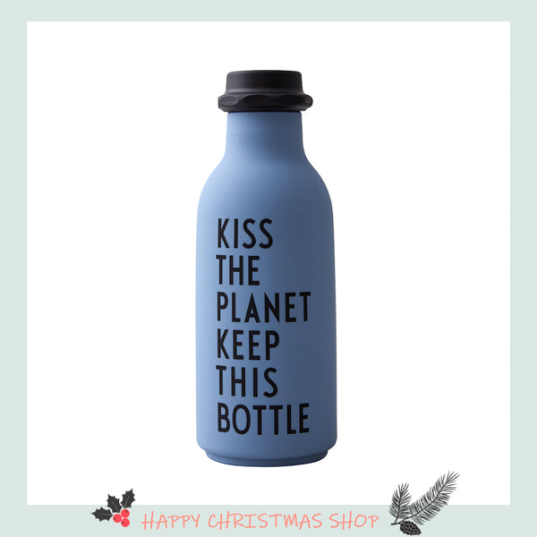 Design Letters Water Bottle, Special Edition (500ml)